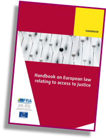 Read free or download: Handbook of European Law relating to access to justice